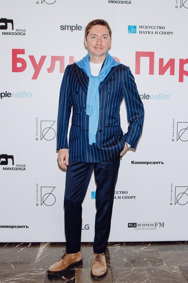 Игорь Гаранин