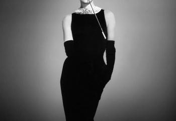 Платья Одри Хепберн