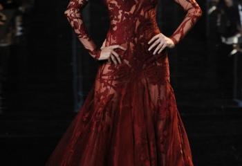 Вечерние платья Elie Saab. Роскошь и утонченность
