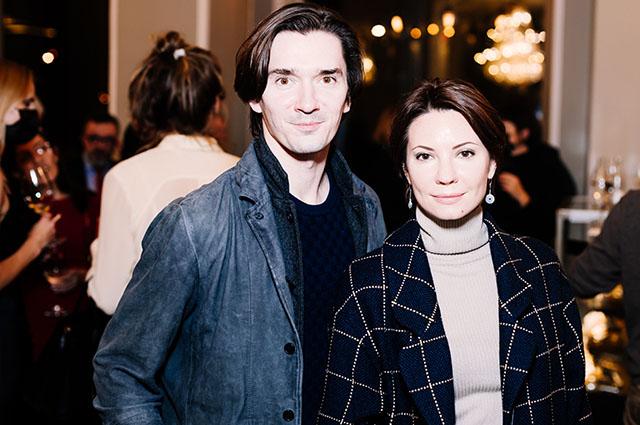 Владислав Лантратов и Мария Александрова