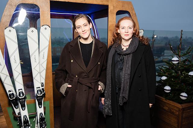 Полина и Юлия Ауг