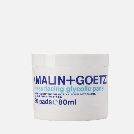 Отшелушивающие диски для лица Resurfacing Glycolic, Malin+Goetz